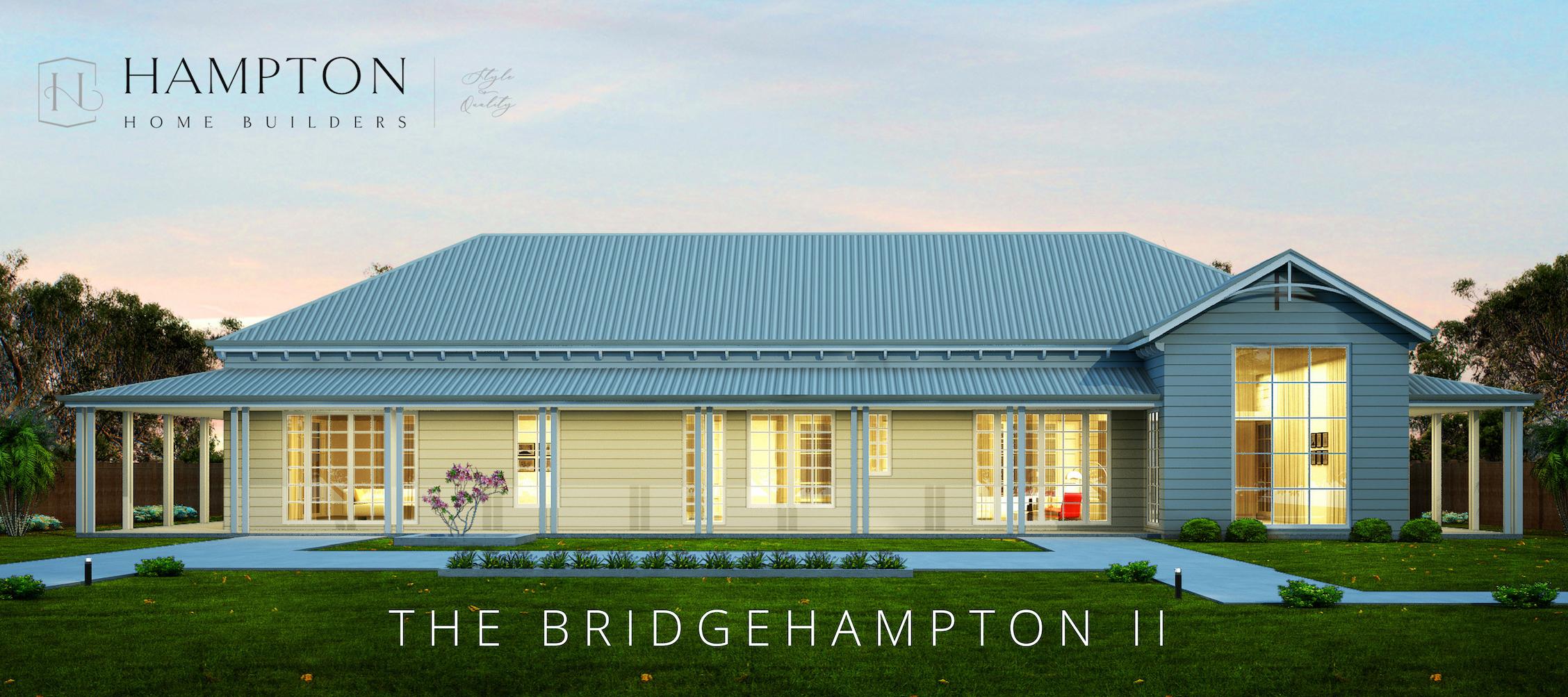 The Bridgehampton II